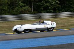 #20 Lotus 15 1958: Murray Smith, Oliver Crosswhaite
