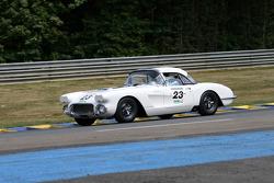 #23 Chevrolet Corvette 1960: Alain Rüede