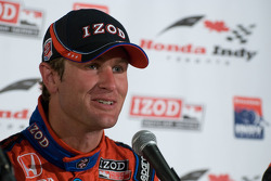 Press conference: Ryan Hunter-Reay, Andretti Autosport