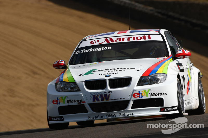 Colin Turkington Ebay Motors Bmw 320si Brands Hatch