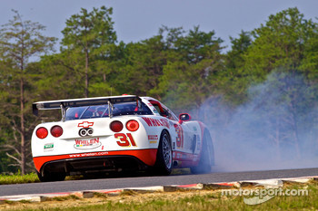 #31 Marsh Racing Corvette: Eric Curran, Boris Said, Sonny Whelen