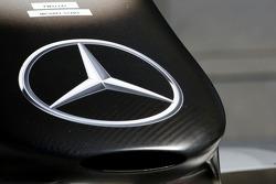Michael Schumacher, Mercedes GP, Mercedes GP front wing detail