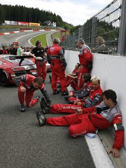Phoenix RacingTBA AUDI R8-LMS GT3