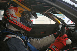 Jean-Eric Vergne gets his first run