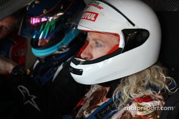 Motorsport.com's Stella-Maria Thomas in the DP03