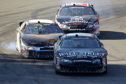 Tomy Drissi, Michael McDowell and Alex Kennedy