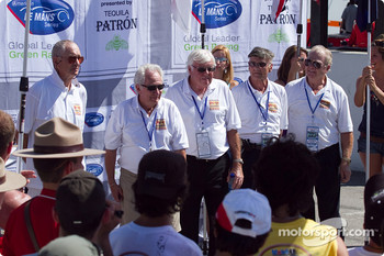 The Canadian Legends of Mosport