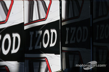 Izod signage