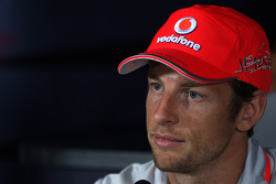 Thursday press conference: Jenson Button, McLaren Mercedes