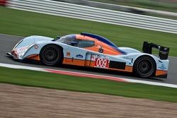 #009 Aston Martin Racing Lola Aston Martin: Juan Barazi, Sam Hancock