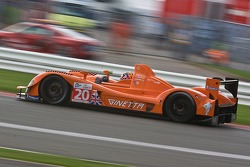 #20 Team LNT Ginetta-Zytek 09S: Tony Burgess, Johnny Mowlem, Chris McMurry