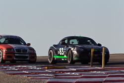 #83 BGB Motorsports Porsche Cayman: Duncan Ende, Guy Cosmo