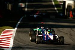Nico Muller leads Robert Wickens