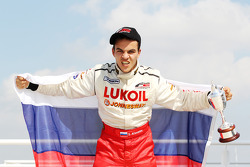 2010 Formula Two third placed driver Sergey Afanasiev