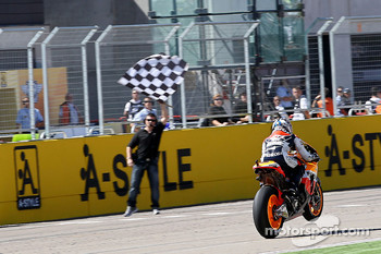 Dani Pedrosa, Repsol Honda Team takes second place