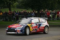 Sébastien Ogier and Julien Ingrassia and Citroën C4 WRC, Citroën Junior Team