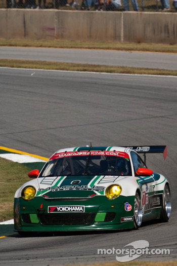 #77 Magnus Racing Porsche 911 GT3 Cup: John Potter, Ryan Eversley