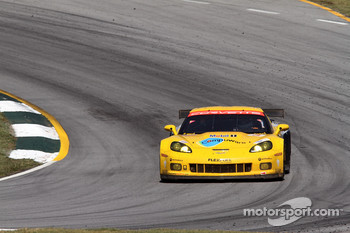 #3 Corvette Racing Chevrolet Corvette ZR1: Olivier Beretta, Johnny O'Connell, Antonio Garcia