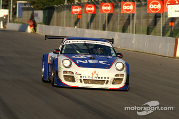 #61 Prospeed Competition Porsche 911 GT3 R: Paul van Splunteren, Marco Holzer