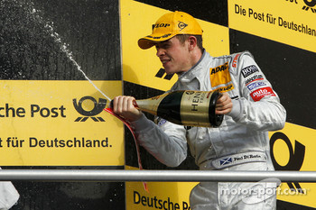 Paul di Resta already a winner in DTM