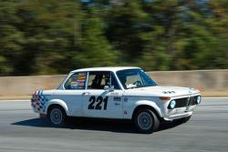 #221 8BS '72 BMW 2002ti: BoBo LaMontagne
