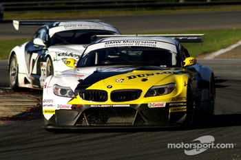 #77 Need for Speed by Schubert Motorsport BMW Z4: Csaba Walter, Claudia Hrtgen