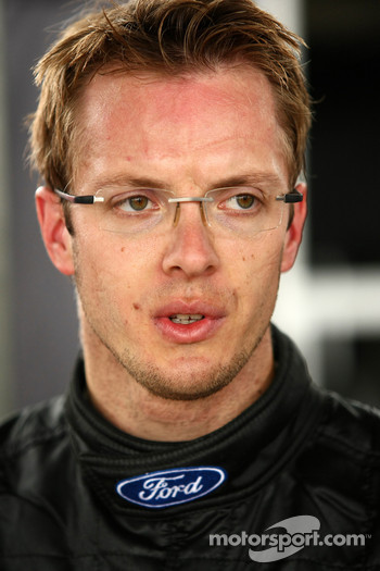 Sébastien Bourdais, #19 Dick Johnson Racing