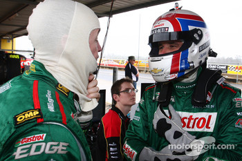 Greg Murphy, Yvan Muller, #51 Castrol Edge Racing