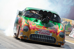 Kenny Lang, 1953 Blown Chevrolet Corvette