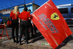 Ferrari girls