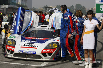 #50 Larbre Competition Saleen S7-R