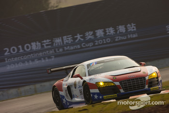 #96 United Autosports Audi R8 LMS: Danny Watts, Richard Meins, Frank Yu
