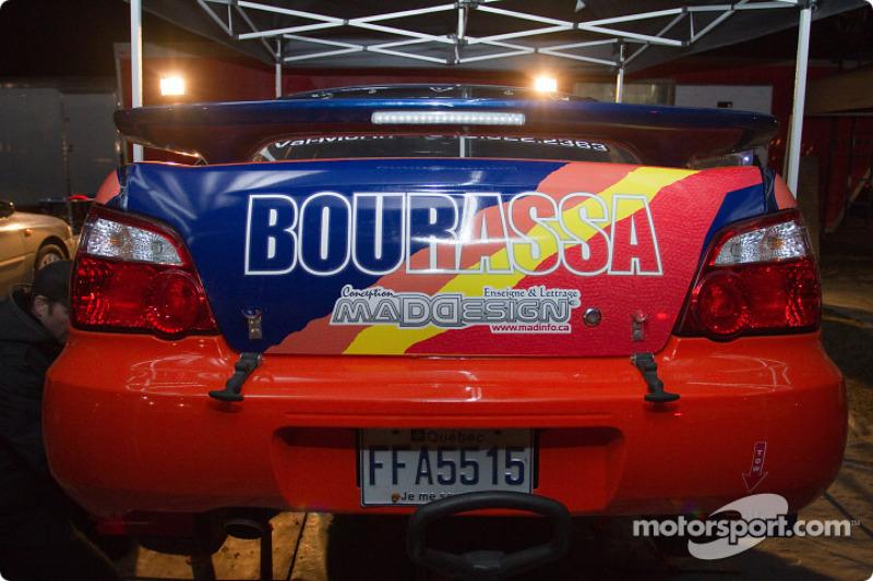 Marc Bourassa; Daniel Paquette