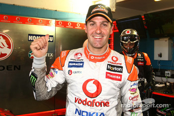 Jamie Whincup takes pole for race one at Sandown
