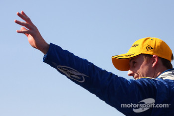 Mark Winterbottom takes second for Ford Performance Racing