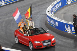 Bertrand Baguette and Jeroen Bleekemolen for Team Benelux