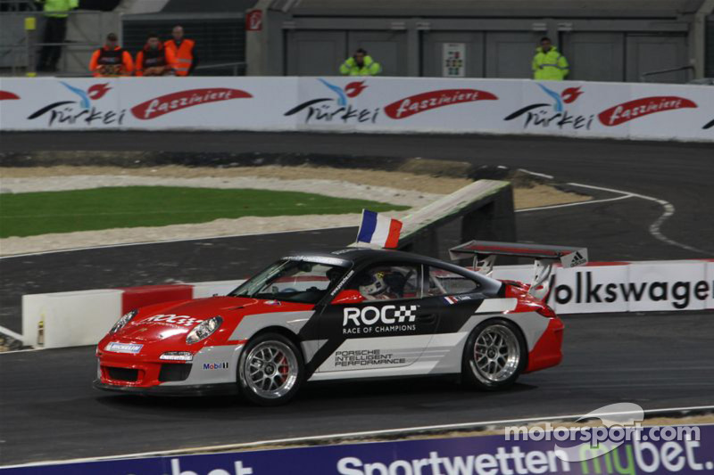 Group A, quarter final: Sébastien Loeb