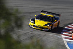 #13 Phoenix Racing / Carsport Corvette Z06: Marc Hennerici, Alexandros Margaritis