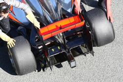 McLaren Rear detail