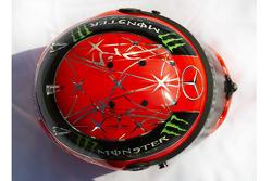 Michael Schumacher, Mercedes GP Petronas F1 Team helmet