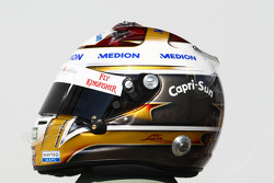 Adrian Sutil, Force India F1 helmet