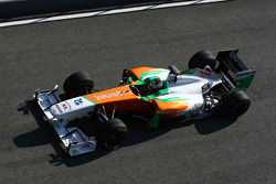 Adrian Sutil, Force India F1