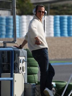 Michael Schumacher, Mercedes GP Petronas F1