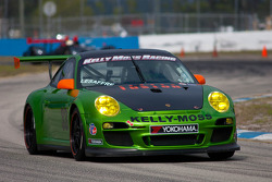 #33 Kelly Moss Motorsports Porsche 911 GT3 Cup: Peter LeSaffre