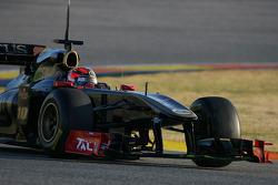 Robert Kubica, Lotus Renault GP