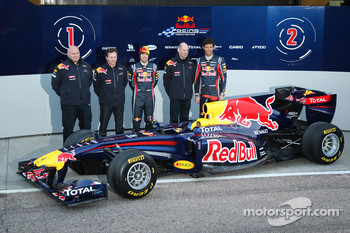 The Red Bull Racing Team