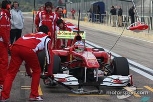 Pre-season testing to start in Februay 2012 at Jerez