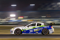 #36 Yellow Dragon Motorsports Mazda RX-8, Daytona 24H, 2011