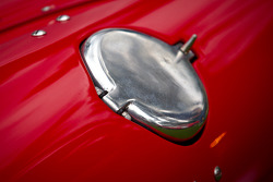 Ferrari 196 SP detail