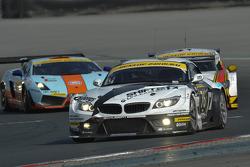 极品飞车舒伯特车队76号宝马Z4 GT3:爱德华·桑德斯特罗姆、克劳蒂亚·赫特根、汤米·米勒、奥古斯托·法福斯